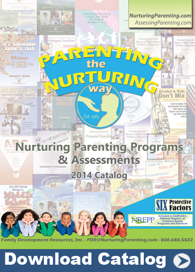 Download Nurturing Parenting 2013 Catalog - 20 MB