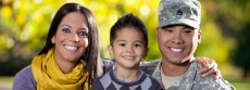 Community Based Education for Military Families
