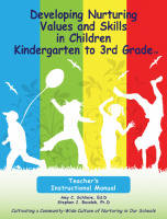 Developing Nurturing Values and Skills in Children - Teachers Instructional Manual for Grades K - 3 (DNSIMK3)