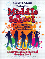 DNS: It�s All About Being in Middle School - Teacher�s Instructional Manual for Grades 7 - 9 (DNSIMMS-CD)