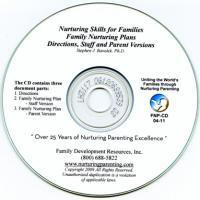 Family Nurturing Plan Unlimited Use CD (FNPCD)