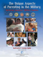 Community Based Education for Military Families - Instructor's Lesson Guide (MIL-ILG7)