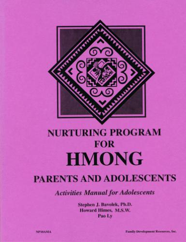 Hmong Activities Manual for Adolescents (NP10AMA)