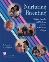 Parents & Their School-Age Children 5-11 Years - Parent Handbook (NP1PHB)