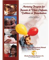 Parents & Their Infants, Toddlers, & Preschoolers - Home Visitor's Instructional Manual W/Forms CD for Teaching Parents (NP2HVIM-CD)
