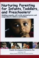 Parents & Their Infants, Toddlers, & Preschoolers - DVD (NP2DVD)