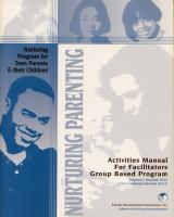 Teen Parents & Their Children - Activities Manual - Group (NP4AMTG)