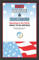Red, White, and Bruises Booklet (RWB)