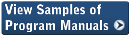 View Samples of Program Manuals